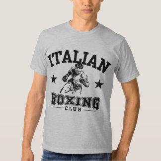 Boxeo siciliano camisas