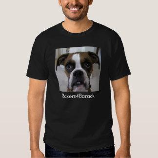 Boxers4Barack Camiseta