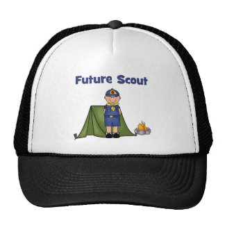 Boy scout futuro gorros