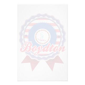 Boydton, VA Papelería