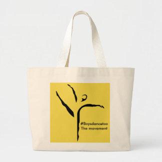#Boysdancetoo la bolsa de asas del movimiento