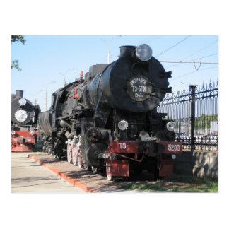 BR 52 locomotora de guerra тэ-5200паровоз Postal