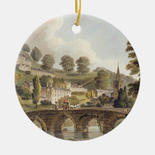Bradford, del 'baño ilustrado por una serie de VI Adorno De Reyes