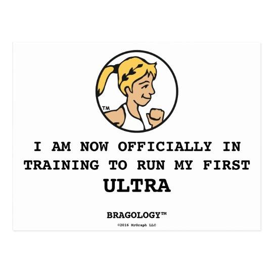 """Bragology™/""""en postal del entrenamiento… ultra"""""""