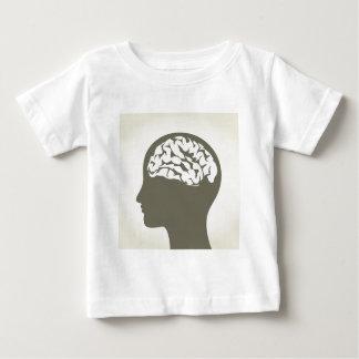 Brain5 Camiseta De Bebé