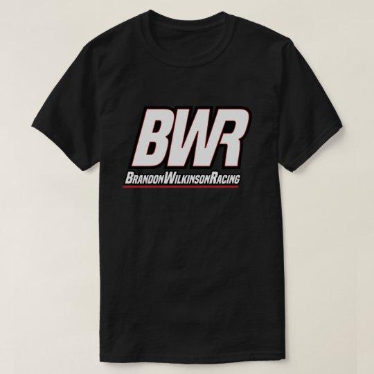 Brandon Wilkinson que compite con la camiseta