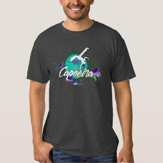 Brasilen@o Capoeira Camiseta