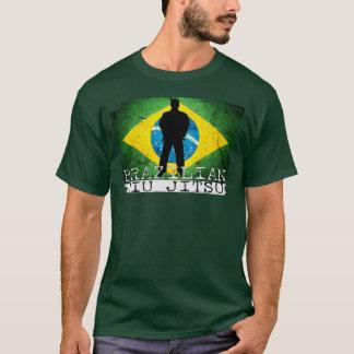 Brasilen@o Jiu Jitsu - icono brasileño T de BJJ de Camiseta