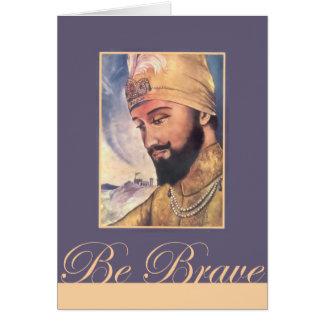 BRAVE - la tarjeta de felicitación