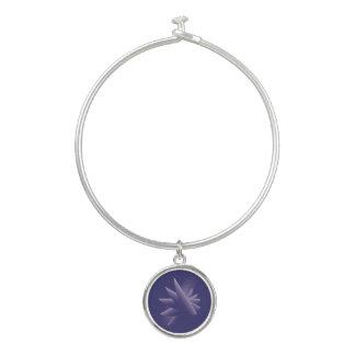 Brazalete Alas violetas