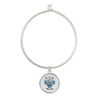 Brazalete Escudo de armas del escudo de la familia de