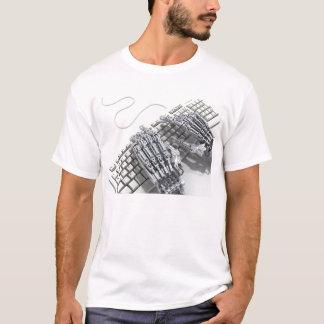 Brazo de los robots camiseta