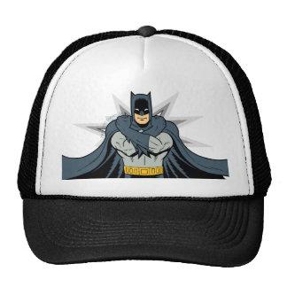 Brazos cruzados de Batman Gorra