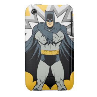 Brazos cruzados de Batman iPhone 3 Cobreturas