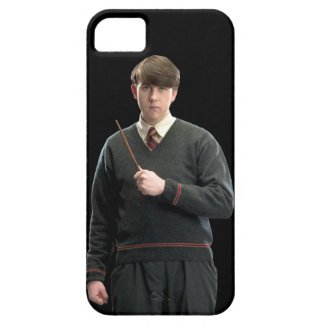 Brazos cruzados Longbottom de Neville iPhone 5 Carcasas
