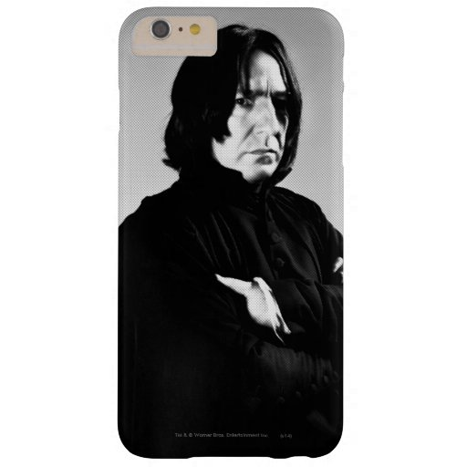 Brazos de Severus Snape cruzados Funda De iPhone 6 Plus Barely There
