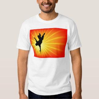 Break dance camisas