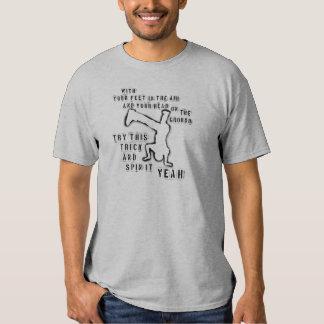 Breakdancer V1 Camisetas