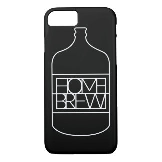Brew casero (bombona) funda iPhone 7