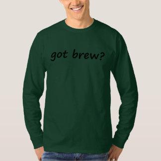 ¿brew conseguido? camiseta