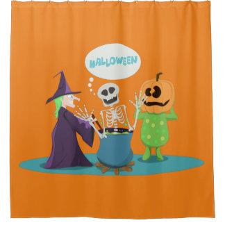 Brew de Halloween de las brujas