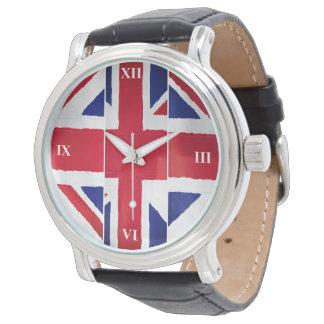 Brexit Reino Unido Reloj De Pulsera