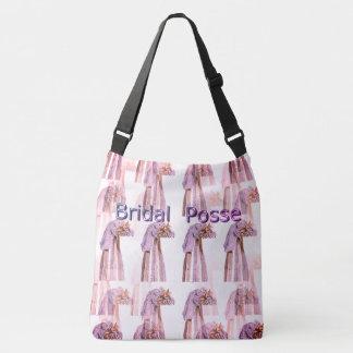 Bridal-Posse_Vintage-Wedding-Veil's-PS_Multi-Sz Bolsa Cruzada