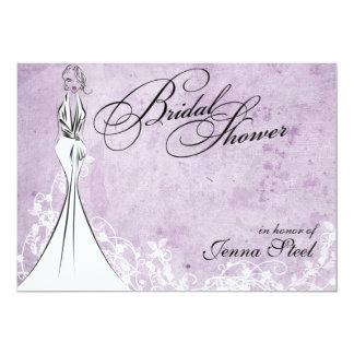 Bridal Shower Invitation Anuncio Personalizado