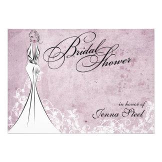 Bridal Shower Invitation Invitación Personalizada