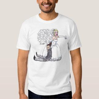 Bridezilla Camisetas