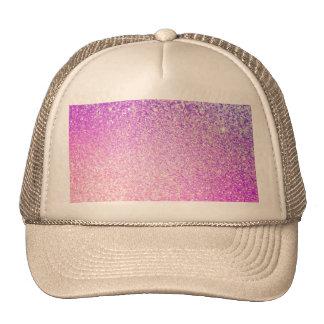 Brillo de lujo gorras