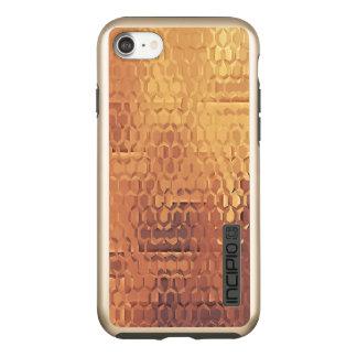 Brillo de oro de DualPro del iPhone 7, oro Funda DualPro Shine De Incipio Para iPhone 8/7