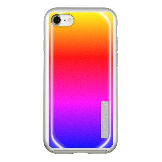 Brillo del arco iris funda DualPro shine de incipio para iPhone 7