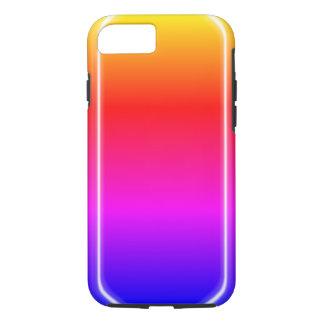 Brillo del arco iris funda iPhone 7