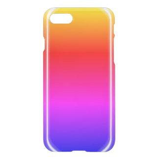 Brillo del arco iris funda para iPhone 7