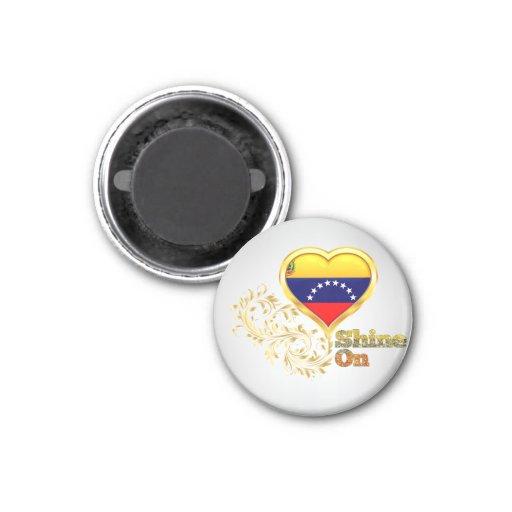 Brillo en Venezuela Imán Para Frigorifico