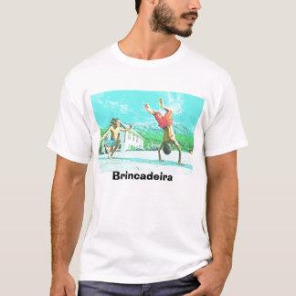 Brincadeira (púrpura) camiseta