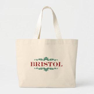 Bristol Bolsa Tela Grande