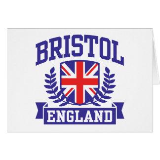 Bristol Tarjeta De Felicitación