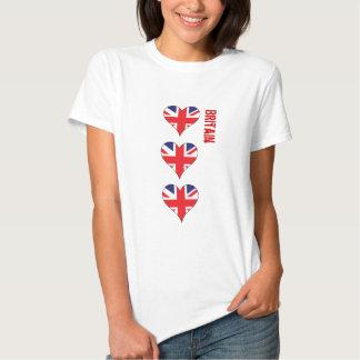 Británicos nc 1122 camisas