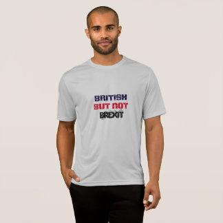 Británicos pero no Brexit Camiseta