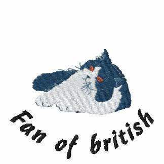British longhair azul y blanco