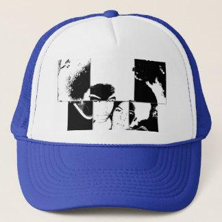 Bro grande poco gorra del camionero de Bro