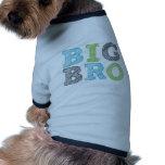 Bro grande ropa para mascota