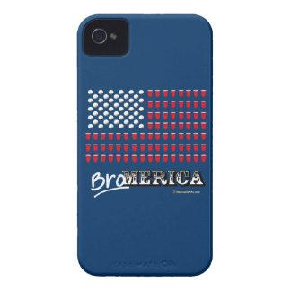 BRO-MERICA iPhone 4 CARCASAS