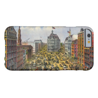 Broadway New York City 1875 Funda Barely There iPhone 6