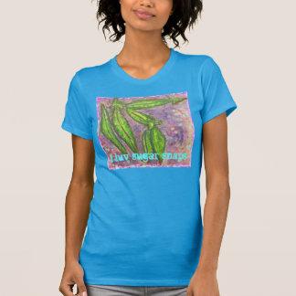 broches del azúcar del luv i camiseta