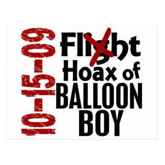 Broma del muchacho del globo postal