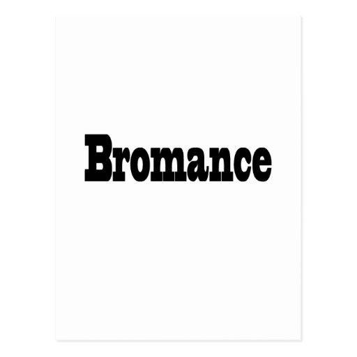 Bromance Postales