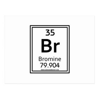 Bromo 35 postal